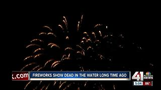 Jackson County's Fourth of July celebration at Longview Lake permanently over - Video