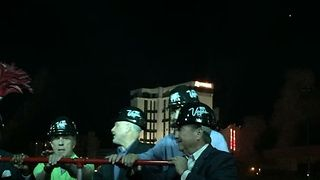 Historic Riviera Hotel and Casino Implodes in Planned Demolition - Video