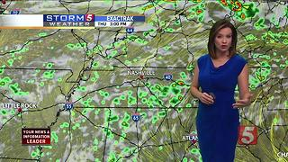 Bree's Evening Forecast: Wed., July 12, 2017 - Video