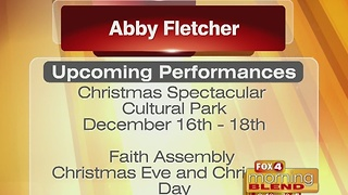 Abby Fletcher 12/15/16 - Video