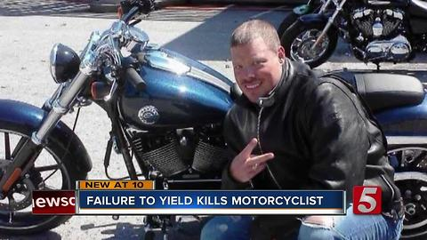 Family Urges Drivers To Pay Attention After Father Killed In Motorcycle Crash