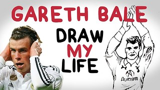 DRAW MY LIFE with Gareth Bale! - Video