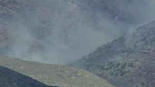Potosi Fire now 75 percent contained - Video