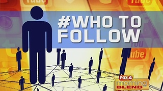 Who to Follow 12/2/16 - Video