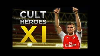 Cult Heroes XI | Arsenal - Video