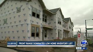 Denver, Seattle tied for lowest real estate inventory in US - Video