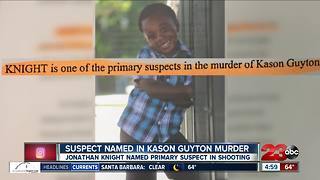 Suspect named in Kason Guyton murder - Video