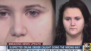 Woman ID'd in wrong-way driving crash - Video