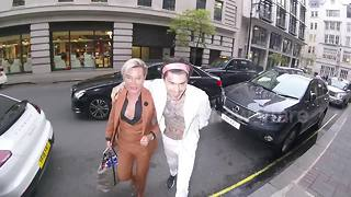 Rodrigo Alves and Marco Pierre White Jr attend screening in London - Video