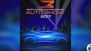 North American International Auto Show poster contest winner announced - Video