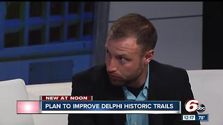 Interview with co-chair of Delphi Trails security taskforce - Video