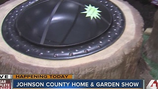 Johnson County Home and Garden Show kicks off in Overland Park - Video