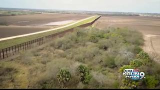 Trump calls for 700 miles to 900 miles of border wall - Video