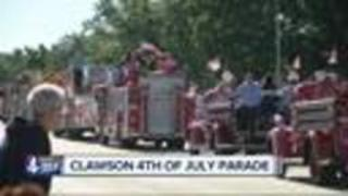 Clawson hosts annual Fourth of July parade - Video