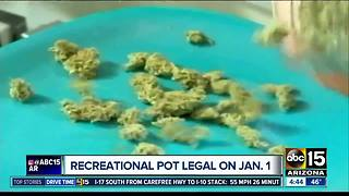 Could California become a go-to destination for pot tourism? - Video