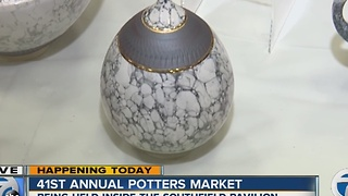 Potters Market - Video