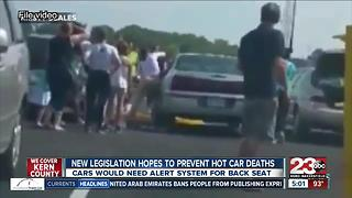 New bill aims to prevent child hot cars deaths - Video