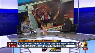 Local Broadway star writes new book - Video