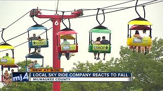 Sky ride safety a priority ahead of Summerfest - Video