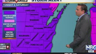 Cameron's Weather Forecast - Video