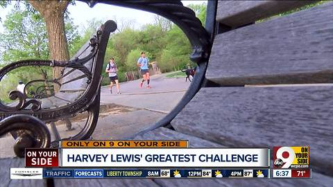 Ultrarunner Harvey Lewis takes on greatest challenge yet - Appalachian Trail