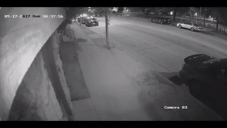 Raw video: Deadly State St. shooting captured on surveillance video - Video