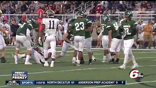 HIGHLIGHTS: Decatur Central vs. Greenwood - Video