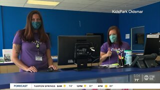 Tampa Bay area childcare facilities start reopening but face challenging new normal