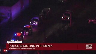 Police shooting in Phoenix