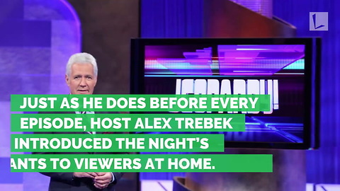 58-Year-Old 'Jeopardy' Contestant Tries to Hide Famous Past. Viewers Quickly Realize Who He Is