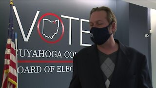 Ohio gets ready for the start of early voting