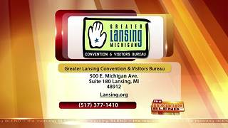 Greater Lansing Convention & Visitors Bureau - 1/22/18 - Video