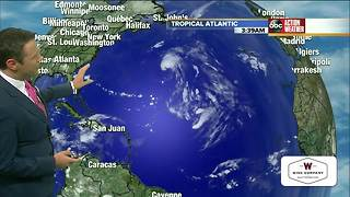 Tracking the Tropics | October 1 - Video