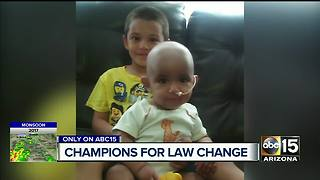 New law tests babies for rare disease - Video