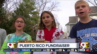 Terrace Park fourth-graders sell ornaments to raise money for Puerto Rico - Video