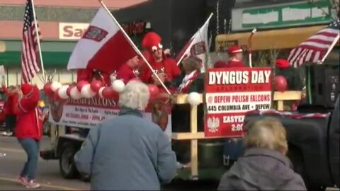 AM Buffalo LIve From the Broadway Market (Part 3 Dyngus Day)