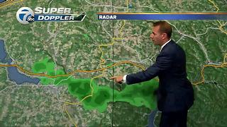 7 First Alert Forecast 08/25/17 - Video