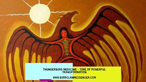 Thunderbird Medicine - Welcome to the Great Awakening, the Path of the 8th Fire