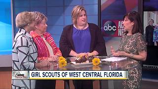 Positively Tampa Bay: Girl Scouts Part II - Video