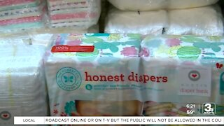 Omaha Better Birth Project collecting donations for new diaper program