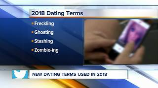 Keith Radford learns dating terms - Video