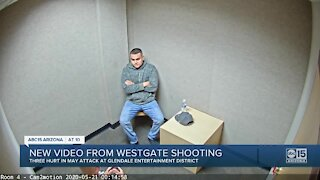 New video from Westgate shooting