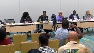 Riviera Beach council suspends the entire charter review committee - Video