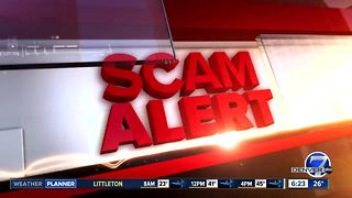 Alert about IRS imposters - Video