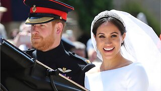 Prince Harry And Meghan Markle Celebrate Pride Month