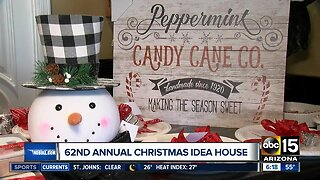 Check out the Christmas Idea House!