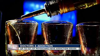 Medical School Secrets: Study finds alcohol and drug abuse in med school - Video