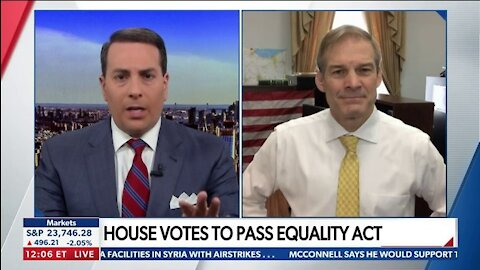 Rep. Jordan: Equality Act 'Direct Attack' on Religious Liberty