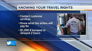 Know your travel rights this holiday season - Video
