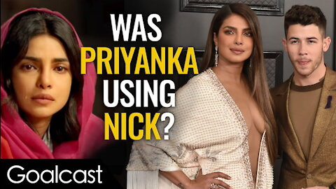 Is Priyanka's Love For Nick The Real Deal | Life Stories By Goalcast